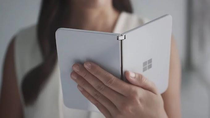 Microsoft ya trabaja en la segunda generación del Surface Duo