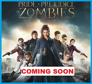 Film Pride Prejudice Zombies
