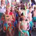 Alunos da Escola  Municipal São Benedito comemoram o dia do índio
