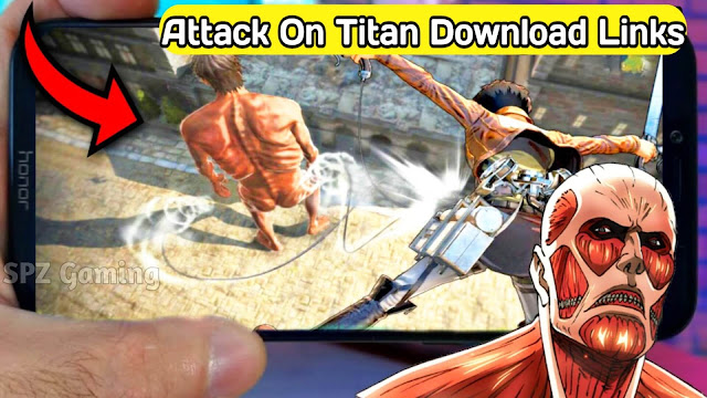 Download Attack On Titan Mobile on Android Offline - Attack On Titan For Android 2021