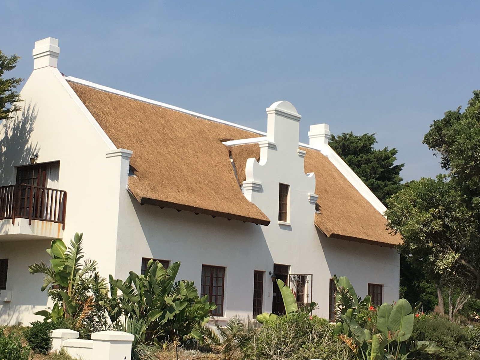 New Thatched Roof In Cape St Francis