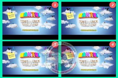 Link Video yang akan di Tayangkan di TVRI tanggal 13–17 April 2020