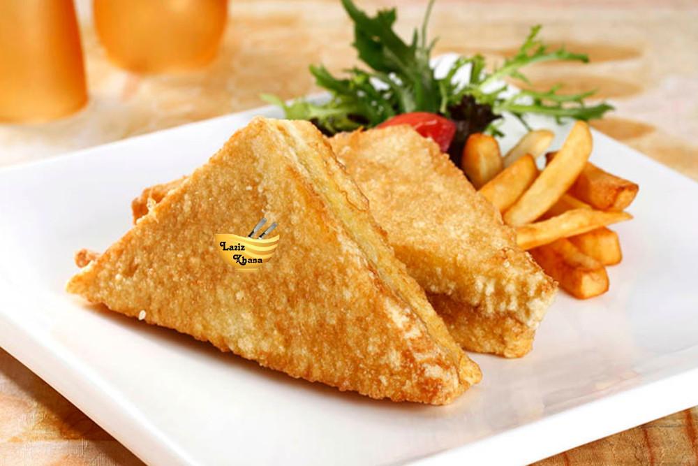 Dahi Sandwich Recipe in Hindi