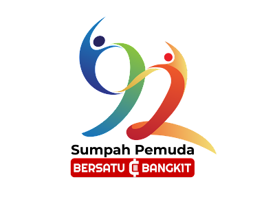 Logo Hari Sumpah Pemuda 2020 Format PNG