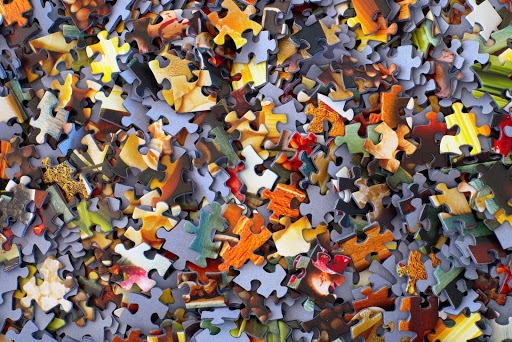 Puzzle Pieces - Photo by Hans Peter Gauster on Unsplash