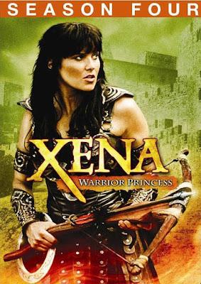 Xena Warrior Princess (TV Series) S04 Custom HD Latino 5DVD