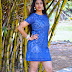 Actress Kasthuri Hot Photo Stills in Blue Skirt