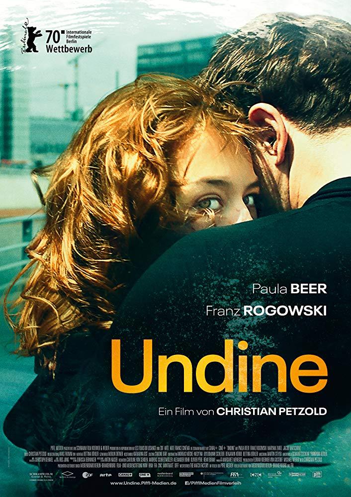 undine 2020 movie poster