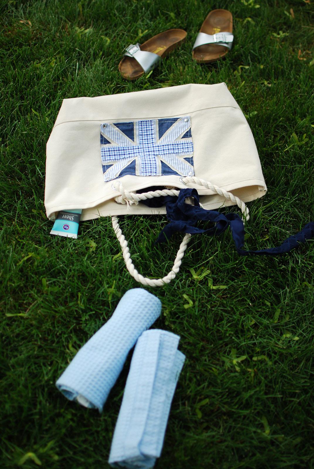 Canvas Bag Tutorial