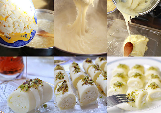 أحلى وأسهل طريقة لعمل حلاوة الجبن بطريقة سهلة وغير مكلفة في المنزل!