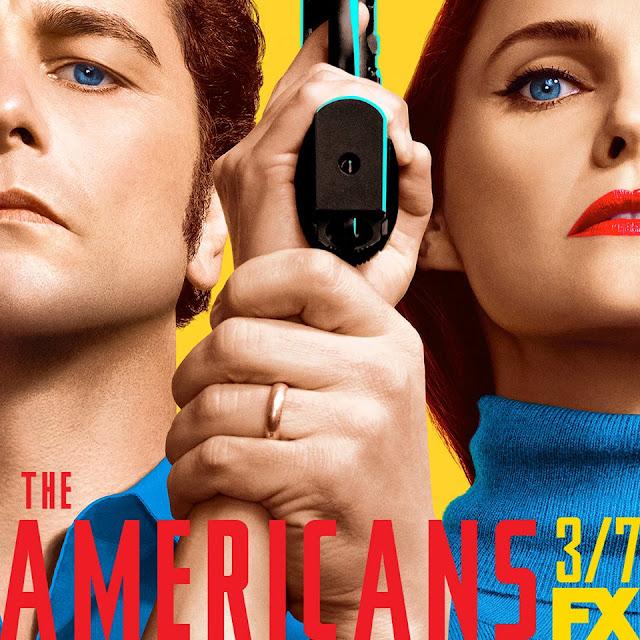 Los Lunes Seriéfilos The Americans