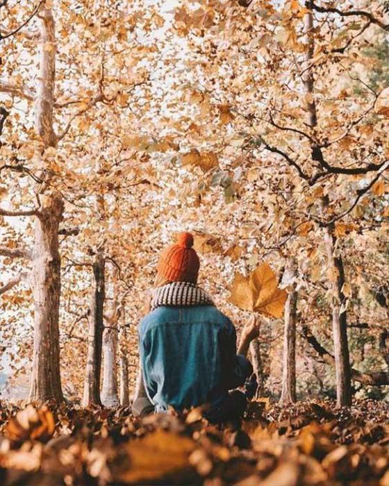 Fotos tumblr de otoño que te están esperando