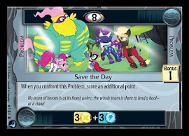 My Little Pony Save the Day High Magic CCG Card