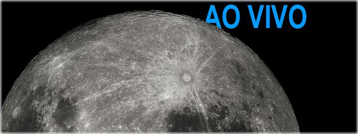 Super Lua 14 de novembro ao vivo