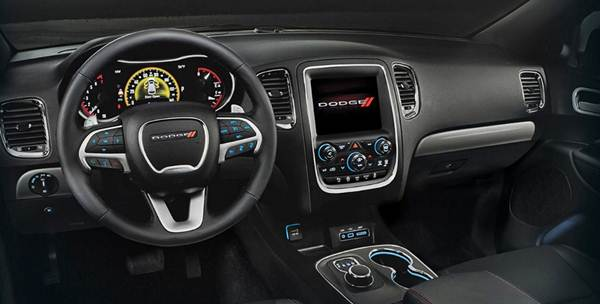 2017 Dodge Durango Configurations