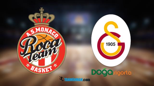 As Monaco - Galatasaray basketbol iddaa tahmini