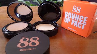 Ver 88 Bounce Up Pact BPOM Original