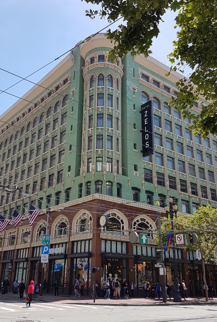 Travel: California diaries - San Francisco Financial District