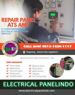 SERVICE PANEL ATS AMF  JAKARTA