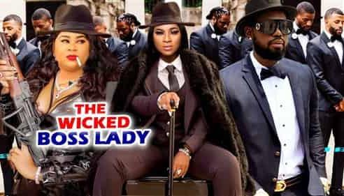 THE WICKED BOSS LADY COMPLETE MOVIE (Destiny Etiko/Uju Okoli/ Jerry Williams) 2020 Blockbuster Movie