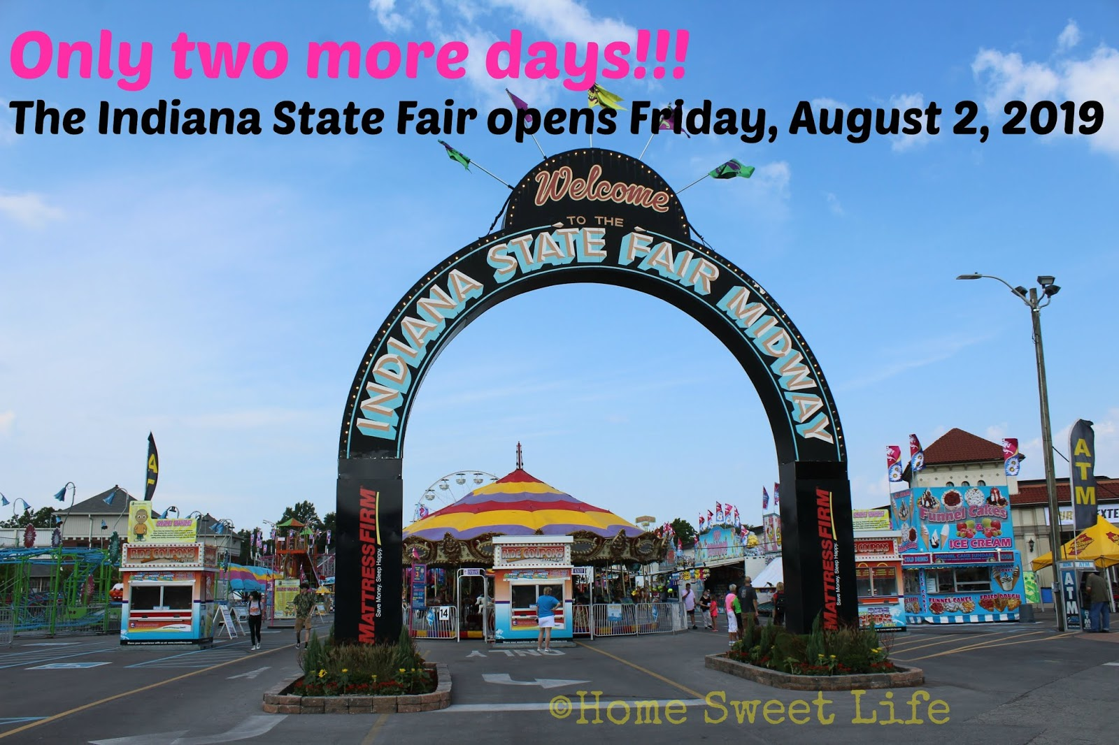 Home Sweet Life: Indiana State Fair begins Friday!