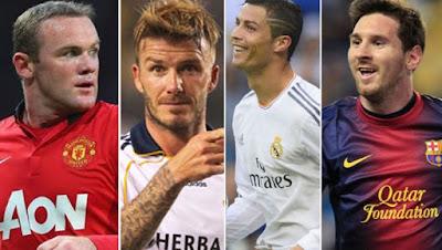 تعرف كيف يستثمر نجوم كرة القدم العالمية في السوق المالية