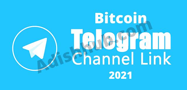 1200+ Bitcoin Telegram Group Links & Channels List 2020