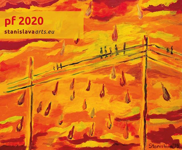 Lots of sun in 2020 from Stanislava