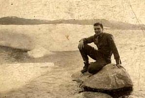 Sid in Greenland