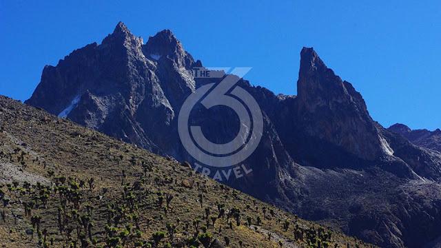 Mount Kenya: climbing the other big African summit