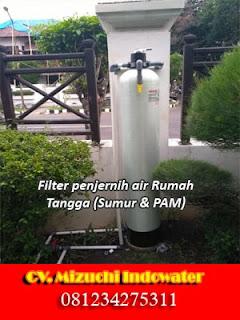 Jual Filter penjernih air sumur