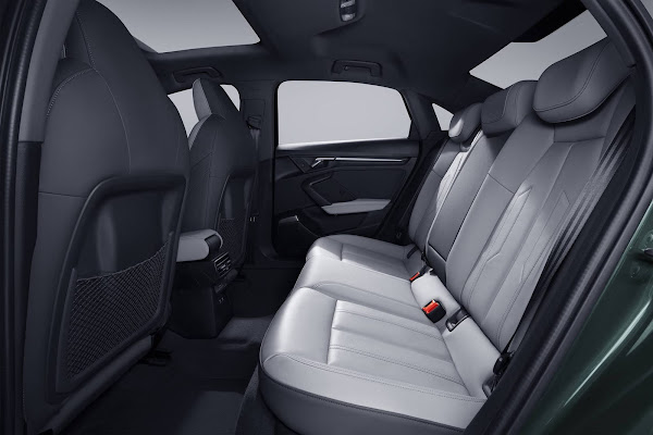 Novo Audi A3L Sedã 2022 (China)