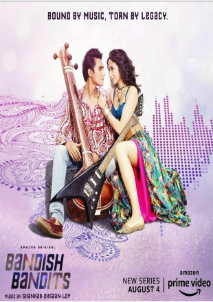 Bandish Bandits 2020 Complete S01 Full Hindi Episode HDRip 720p Download