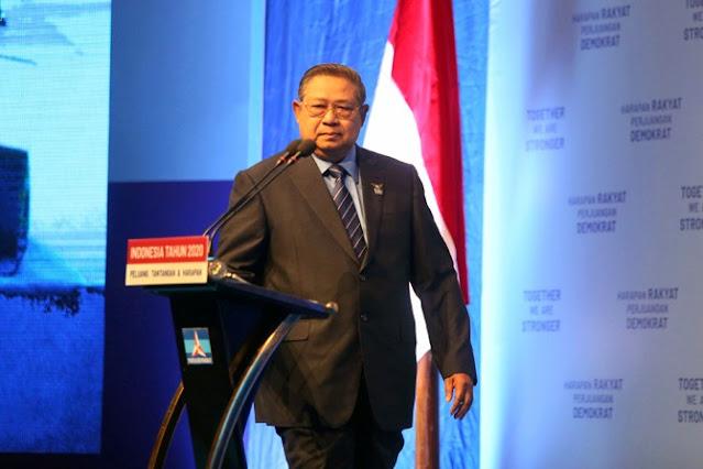 KLB Tak Penuhi 4 Syarat, SBY: Moeldoko Tidak Sah jadi Ketum Demokrat