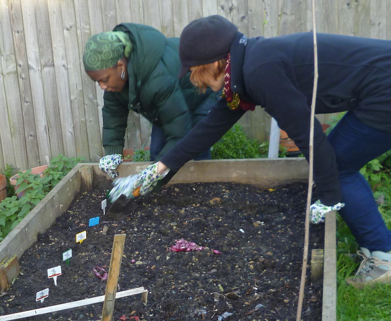 Brockley Central Free Gardening Courses In Telegraph Hill