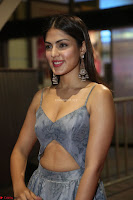 Rhea Chakraborty in a Sleeveless Deep neck Choli Dress Stunning Beauty at 64th Jio Filmfare Awards South ~  Exclusive 112.JPG