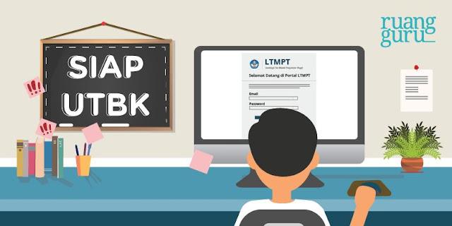Syarat, Jadwal, info, LTMPT, UTBK, SBMPTN 2020