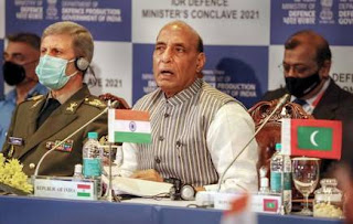 Indian Ocean Region Defence Minister's Conclave