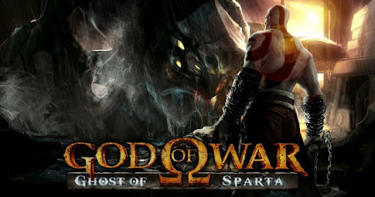 ->God of War: Ghost of Sparta Size Game 213 MB (PSP-ISO)