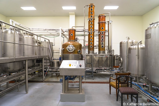 Tasting Tour Kingman Arizona Desert Diamond Distillery Distillation System