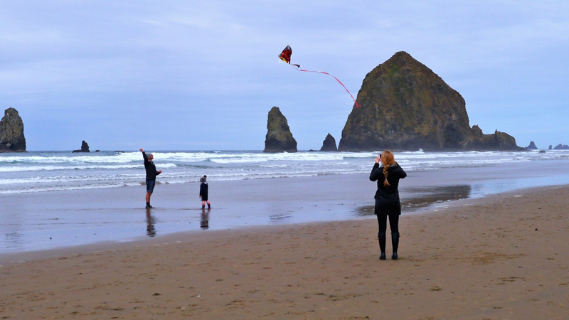 Cannon Beach, Oregon, US