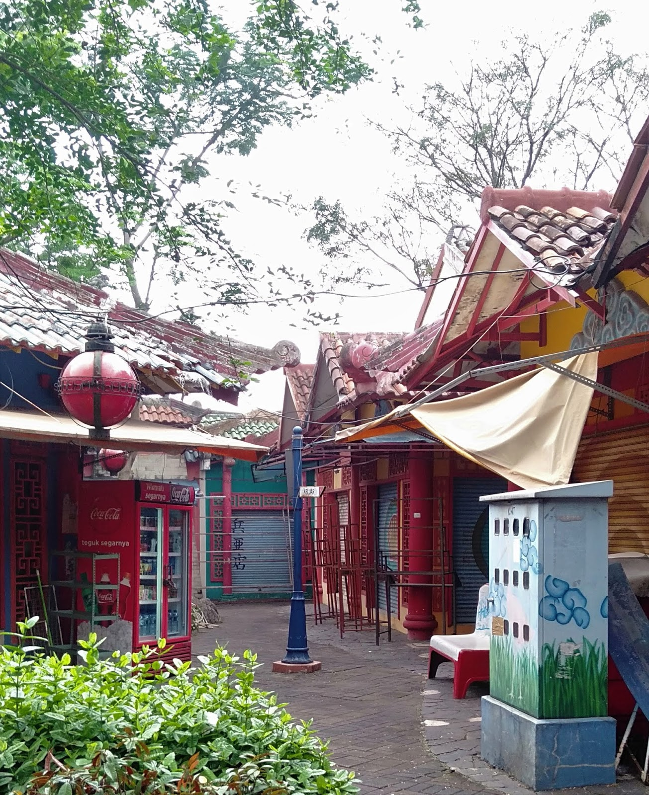 Kampung Cina Kota Wisata Cibubur, Riwayatmu Kini