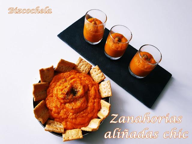 ZANAHORIAS ALIÑADAS CHIC