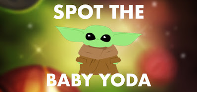 spot the baby yoda quiz answers 100% score