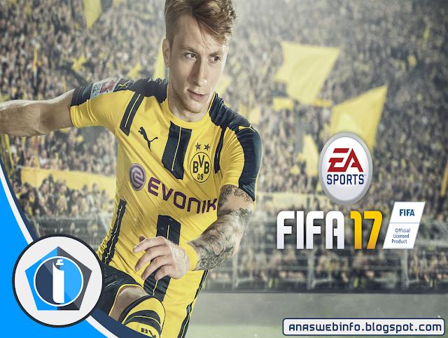تحميل اللعبة الجديدة FIFA 17 Mobile Soccer للاندرويد