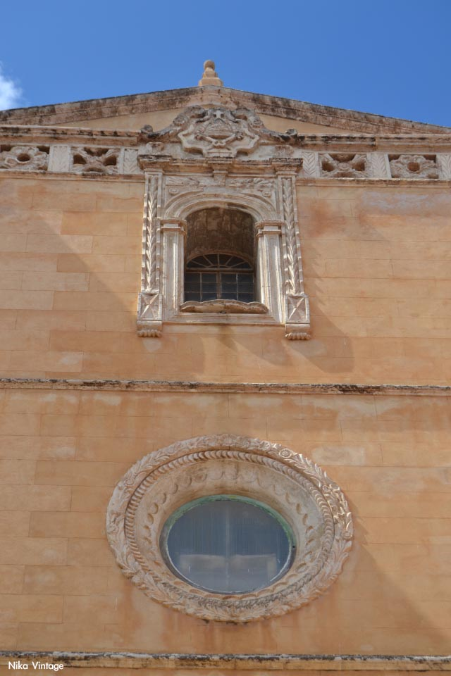 Menorca, Santa María, fotografia, iglesia