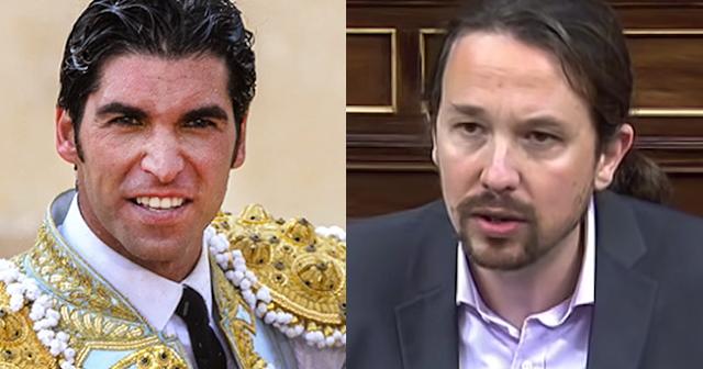 Rivera Ordoñez y Pablo Iglesias