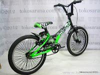 2 Sepeda BMX Giant 2011 20 Inci