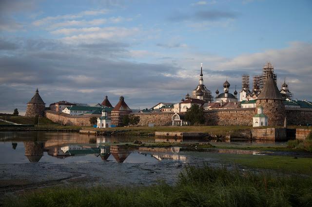 Соловецкий остров.