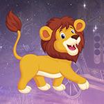 G4K Cute Lion Escape